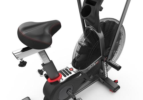 Quality components and easy to use, the schwinn airdyne pro is brilliant