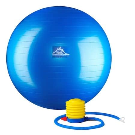 Black mountain's stability ball is one of the best in the biz