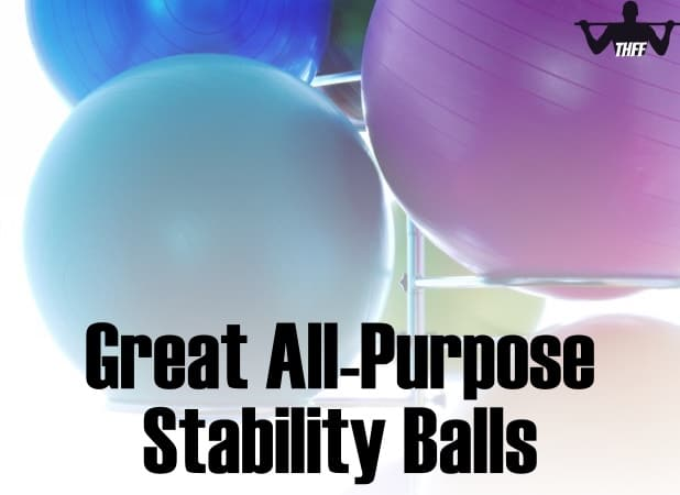 6 Great Stability Balls for Almost Any Purpose