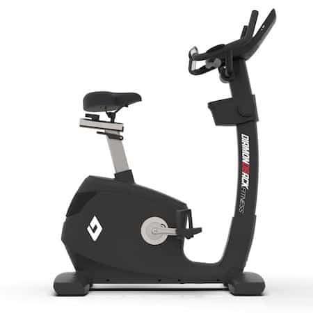 Black Diamondback Fitness 1260ub upright exercise bike