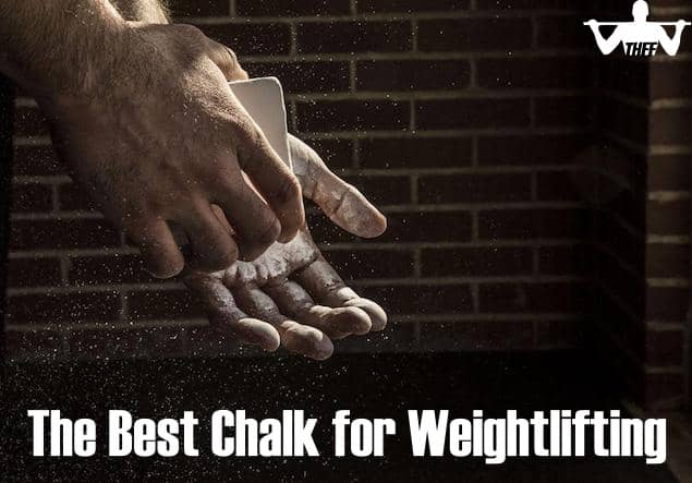 The Best Chalk for Weightlifting