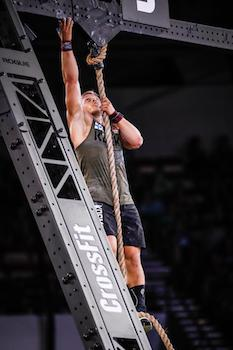 This rope from Rogue has been used in the CrossFit games
