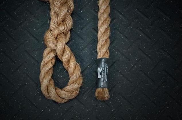 Rogue's foray into the gym climbing rope market is an exceptional product