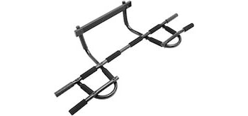 ProSource's multi-grip doorway pull up bar looks complex but is very easy to use and versatile to boot