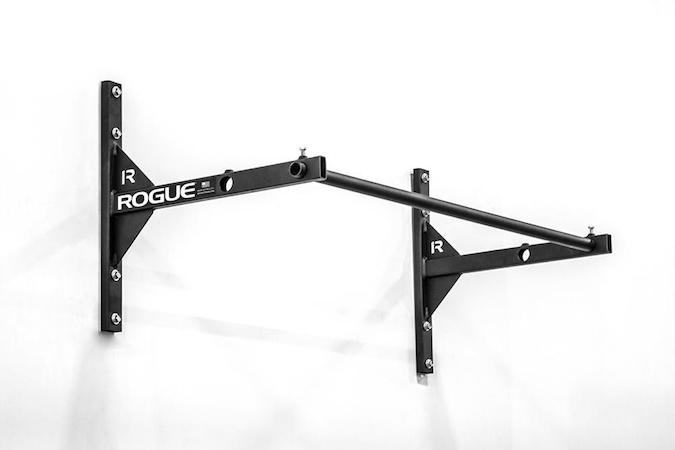 Rogue's P series pull up bars are the best quality, and there are multiple options to suit anyone's home or garage gym