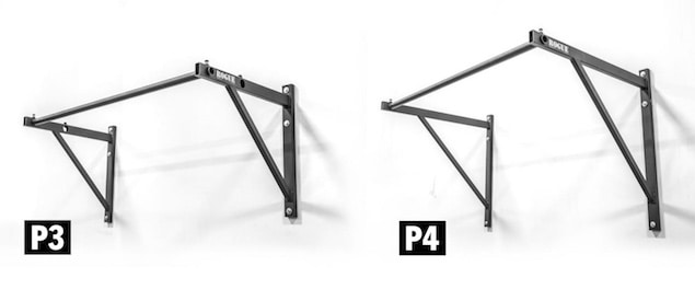 The p3 and p4 pull up bars from Rogue are the cheaper options