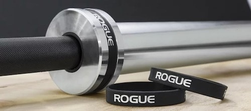 The Rogue Bar 2.0 is the best valued all-purpose olympic barbell