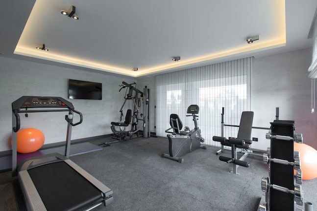 The Best Flooring For Your Home Gym The Home Fit Freak