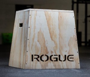 Rogue also has the top traditional wood box for those who don't mind risking their shins