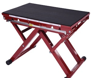 The Stamina X adjustable height plyo box is a rock-solid versatile tool
