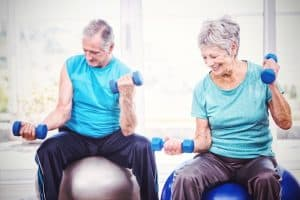 Exercise is super important as we age. SOme greta hom eexercise equipment can help seniors and older adults age heathily