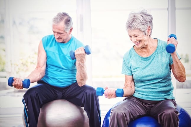best home exercise equipment for seniors