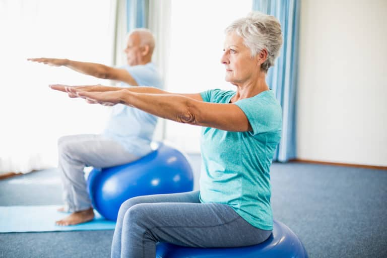 We take a look at the top pieces of exercise equipment for seniors at home