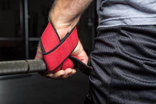 Lifting straps are used to iprove grip strength rather than stabilize the wrists