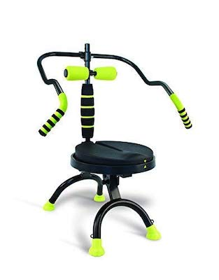 The Ab Doer 360 is a unique resistance chair