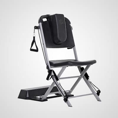 The VQ ActionCare reisstance chair is the best of the bunch