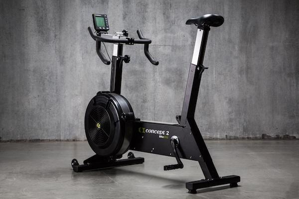 The bikeerg from Concept2 is a revolutionary upright exercise bike that will give the best low-impact cardio workout