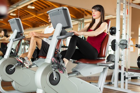 Recumbent exercise bikes are arguably the most effective kinds of low-impact cardio equipment
