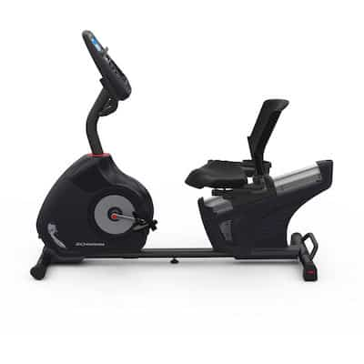 The schwinn 270 recumbent bike is one of the best on the market