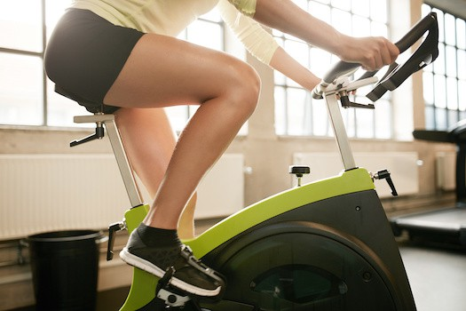 Upright exercise bikes are the original low-impact cardio exercise equipment