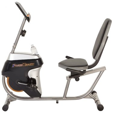 The r4000 recumbent bike from fitness reality is the best low-cost option for seniors
