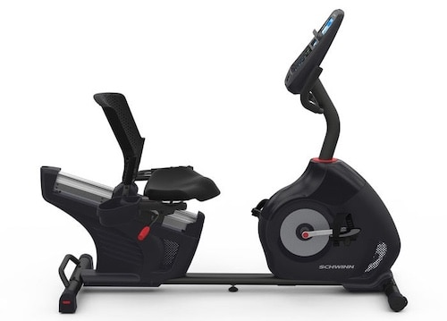 The schwinn 270 is arguably the best recumbent exercise bike for seniors currently available