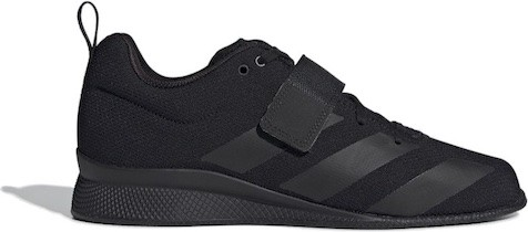 Black Adidas Adipower Weightlifting 2 shoes