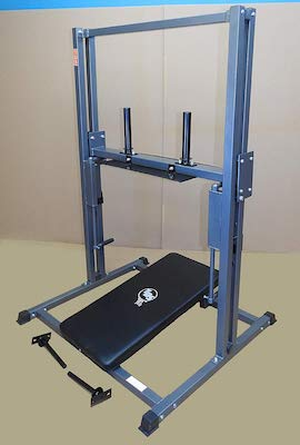 The premier vertical leg press from TDS is a solid number 2 option