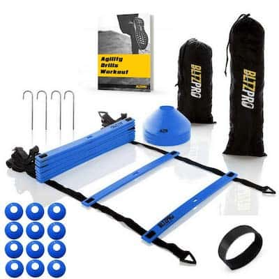 Blitzpro make a great little speed / agility ladder kit