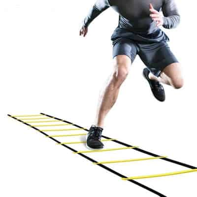 The ghb pro agility ladder is the top ladder on the market