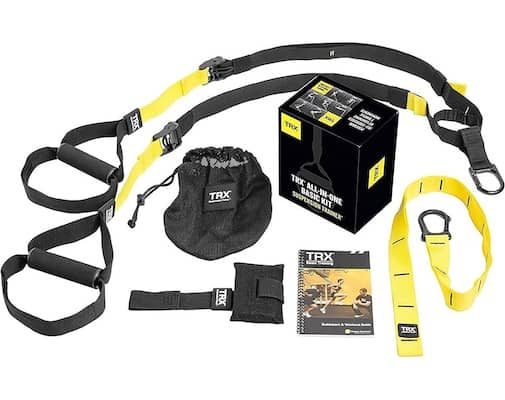 The TRX suspension system is the most expensive suspension trainer ont he market, but that's because it's the best. If you want to add suspension training into your upper body workouts, then go with the trx.