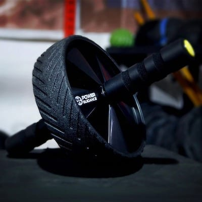 Power Guidance's good-looking ab wheel should appeal to a broad crowd