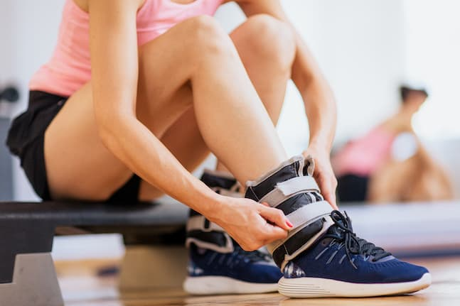 Join us as we look at the best ankle weights for women