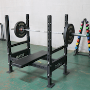 Titan's bench rack is the best value Olympic bench press currently available