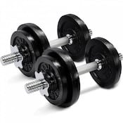 Yes4All's cast-iron dumbbells are some of the best affrodable dumbbells you'll find