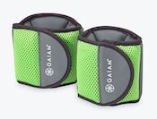 Gaiam make a great, simple set of ankle weights for women