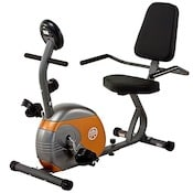 Marcy's ME709 is a fantastic recumbent bike for home use
