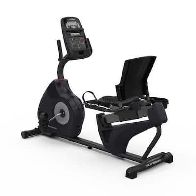 The Schwinn 230 recumbent bike is easily the best option for home use