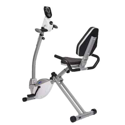 Stamina's recumbent bike with upper body exerciser is a fantastic budget pick for anyone who want to stretch their investment