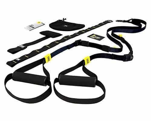 Black trxgo suspension training kit