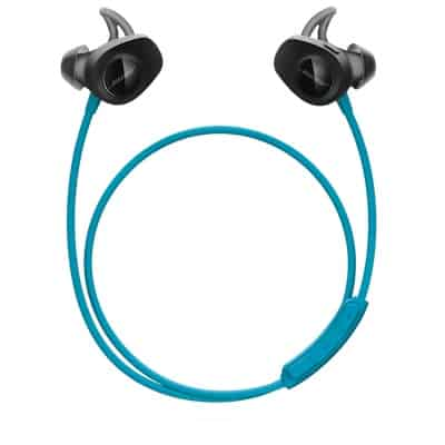 The Bose Soundsport Wireless headphones are oldies but goodies - great workout headphones for Bose lovers