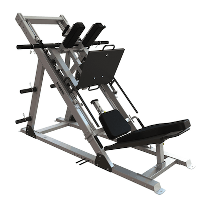 Force USA's hack squat / leg press combo is a great hack squat machine