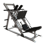 If you're after a great quality, high capacity hack squat machine then look at this offering from Force USA