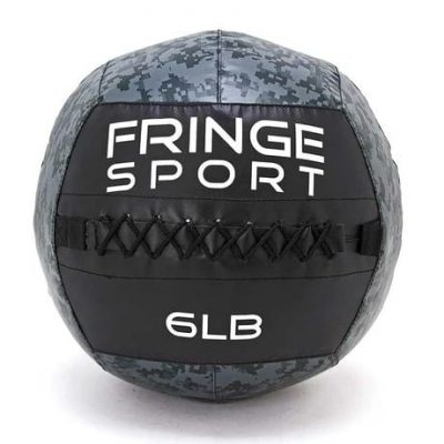 Fringe Sport's 4th iteration on their soft medicine ball are a great option at a reasonable price