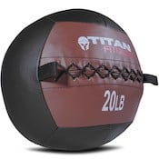 Titan Fitness' offering is a great value medicine ball