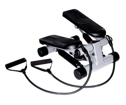 Sunny health and fitness come in at number 3 with a great budget mini stepper