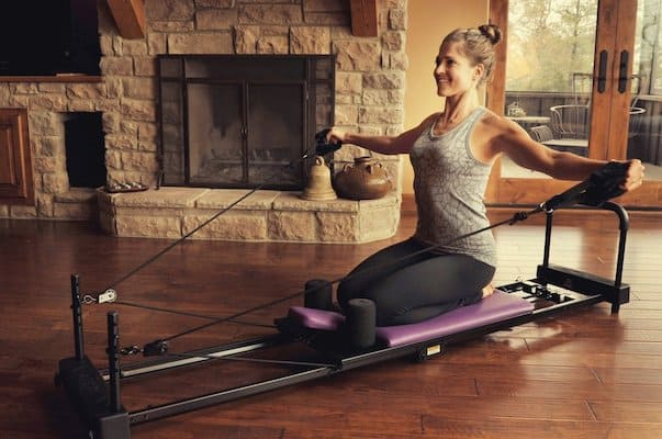 If you're into Pilates, the AeroPilates Reformer Plus 379 is a top total gym alternative