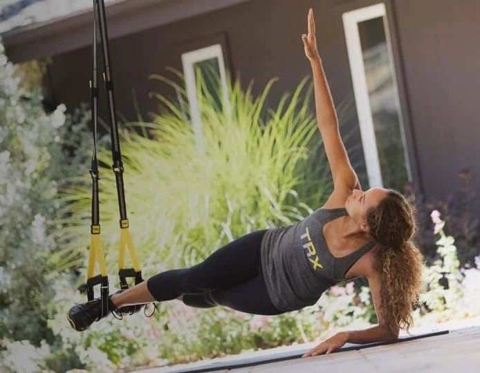 TRX make the Home2, which is a fantastic, unique alternative to the Total Gym