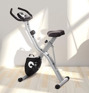 If you're looking for the best quality folding exercise bike available, then look no further than this bike form Ancheer