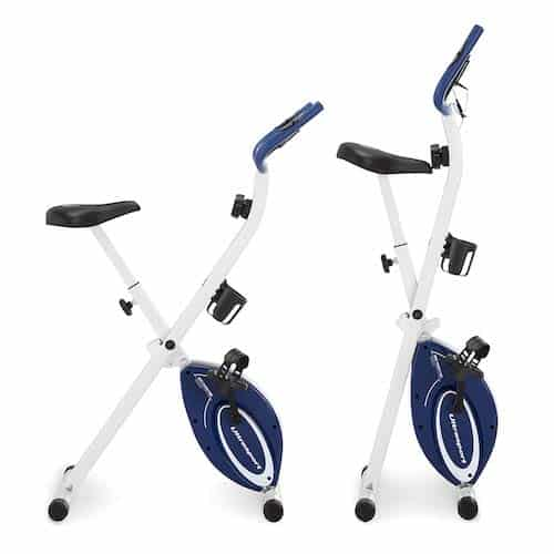 Join us as we review the best folding exercise bikes currently available